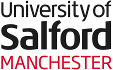 Logo University of Salford